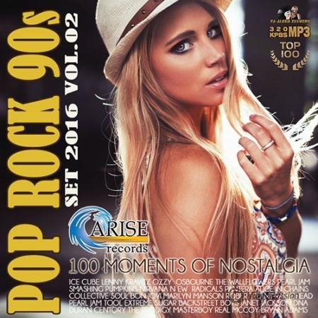 Pop Rock 90s: Vol 02 (2016)