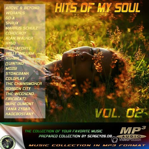 Hits of My Soul Vol. 02 (2016)