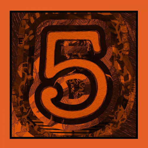 Ed Sheeran - 5 (5CD) (2015)