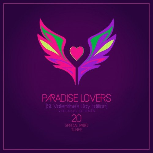 VA - Paradise Lovers.St Valentines Day Edition: 20 Special Mood Tunes (2016)