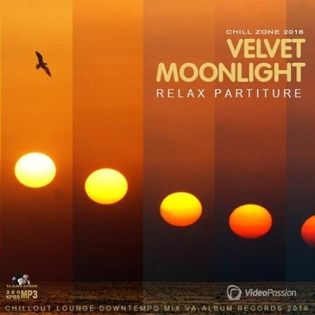 Velvet Moonlight: Relax Partiture (2016)