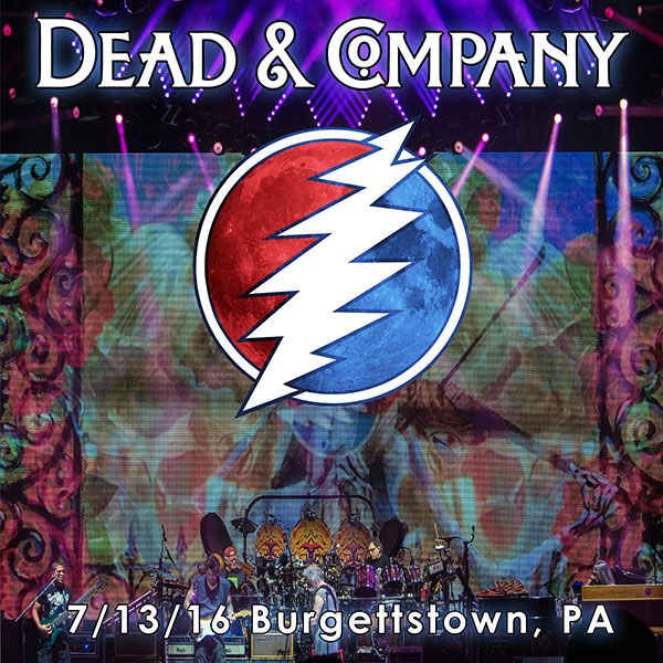 Dead & Company - 2016-07-13 First Niagra Pavilion, Burgettstown, PA (2016)