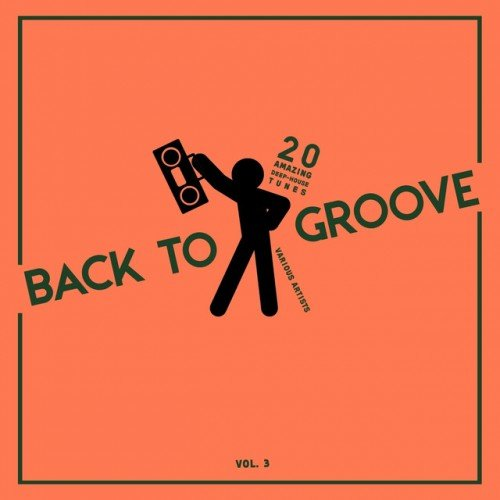 VA - Back to Groove: 20 Amazing Deep-House Tunes Vol.3 (2016)