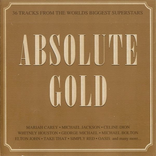 VA - Absolute Gold [2CD Box Set] (1996)
