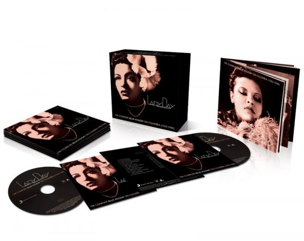 Billie Holiday - Lady Day: The Complete Billie Holiday On Columbia 1933-1944 [10CD Remastered Box Set] (2009)