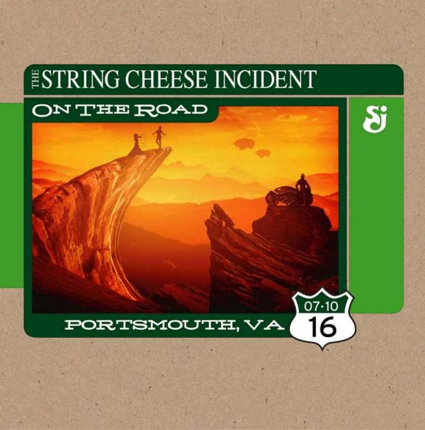 The String Cheese Incident - 2016-07-10 Portsmouth Pavilion, Portsmouth, VA (2016)