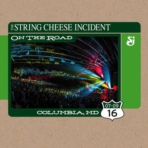The String Cheese Incident - 2016-07-09 Merryland Music Festival, Columbia, MD (2016)