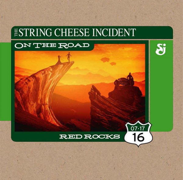 The String Cheese Incident - 2016-07-17 Red Rocks Amphitheater, Morrison, CO (2016)