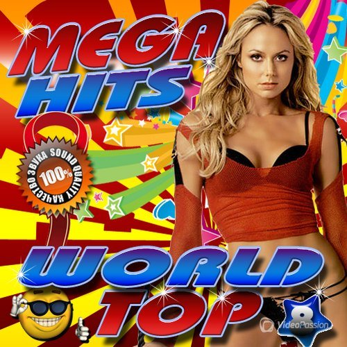 VA-Mega Hits World Top №8 (2016)