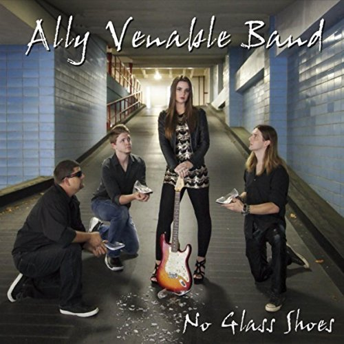 Ally Venable Band - No Glass Shoes (2016)