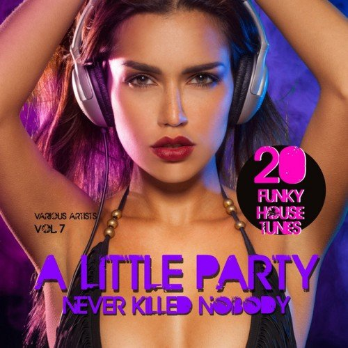 VA - A Little Party Never Killed Nobody Vol.7: 20 Funky House Tunes (2016)