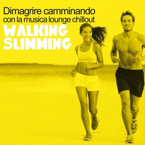 VA - Walking Slimming: Dimagrire camminando con la musica lounge chillout (2016)