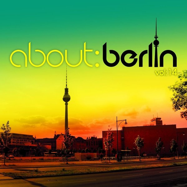 About: Berlin Vol:14 (2CD) (2016)