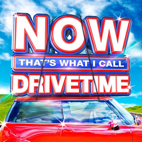 VA-NOW Thats What I Call Drivetime (2016)