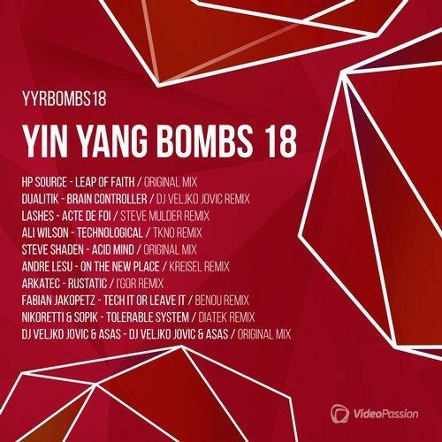 V.A. - Yin Yang Bombs Compilation 18 2016