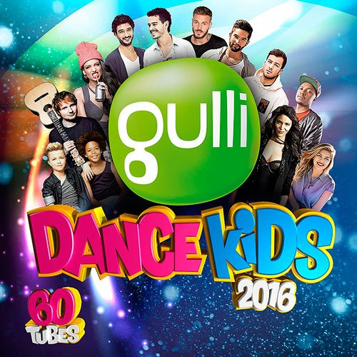 VA-Gulli Dance Kids (2016)