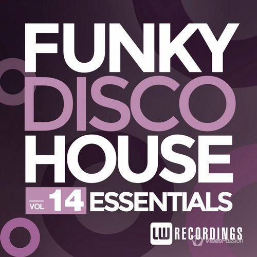 Funky Disco House Essentials, Vol. 14 (2016)