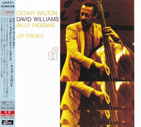 David Williams, Cedar Walton, Billy Higgins - Up Front (1986)