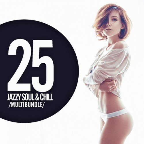 VA - 25 Jazzy Soul and Chill Multibundle (2016)