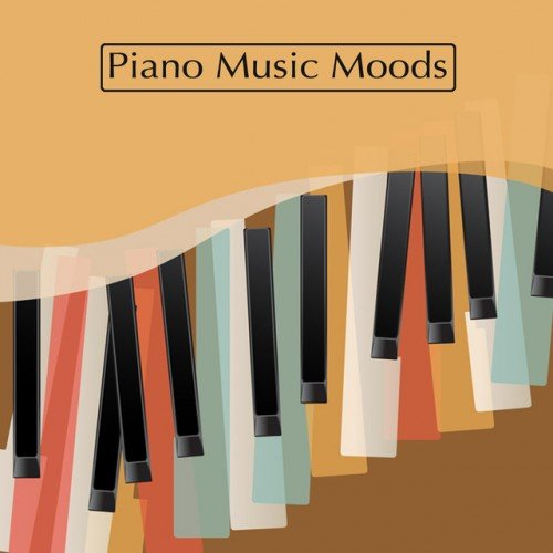 VA - Piano Music Moods: peaceful piano, music for reading, music for study (2016)