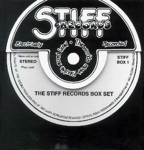 VA - The Stiff Records Box Set [4CD] (1992) Lossless