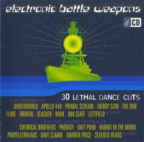 VA - Electronic Battle Weapons [2CD] (1998)