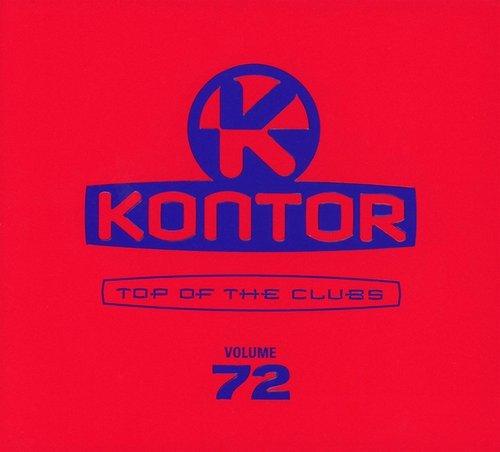 VA - Kontor Top Of The Clubs Vol.72 [3CD Box] (2016) Lossless
