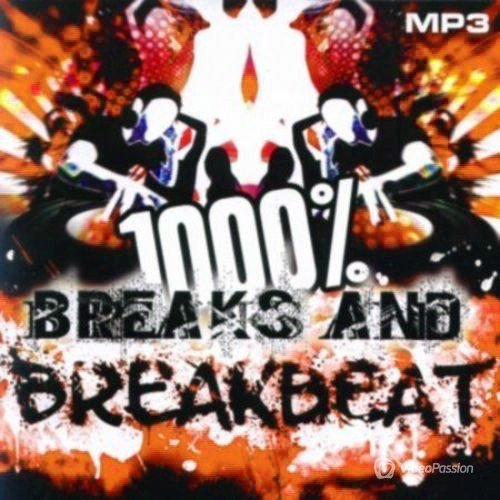 1000 % BreakBeat Vol. 102 (2016)