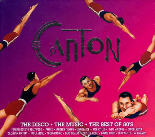 VA - Canton - The Disco - The Music - The Best Of 80's [2CD] (2011)
