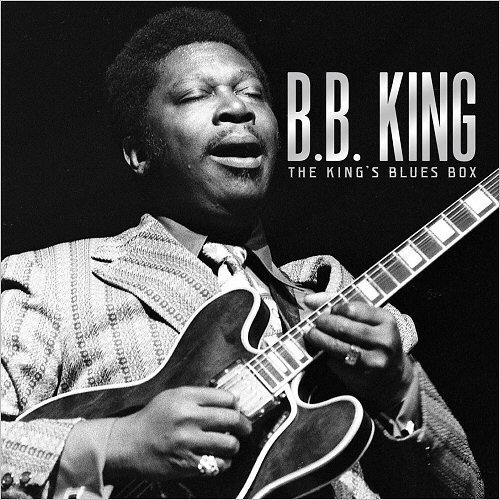 B.B. King - The King's Blues Box [Limited Edition] (2016)