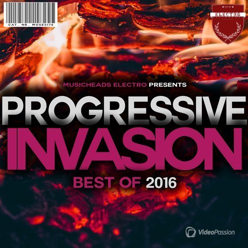 Progressive Invasion Best Of 2016 (2016)
