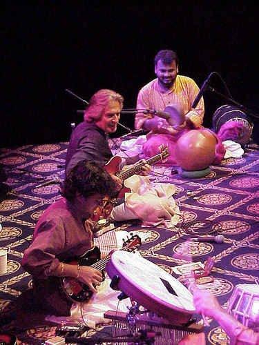 Shakti (Remember Shakti) - Discography (1976-2001)