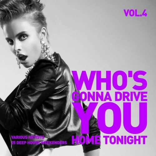 VA - Whos Gonna Drive You Home Tonight: 25 Deep-House Weekenders Vol.4 (2016)