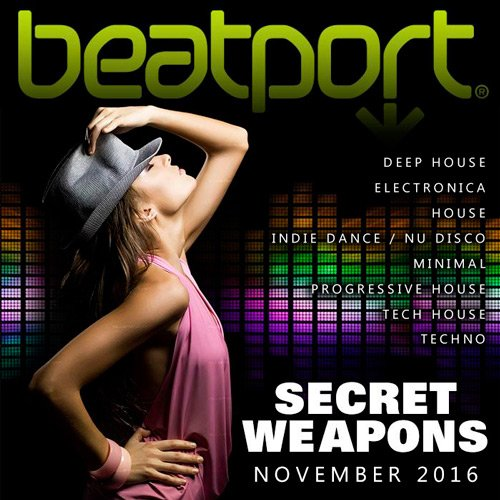 VA-Beatport Secret Weapons November 2016 (2016)