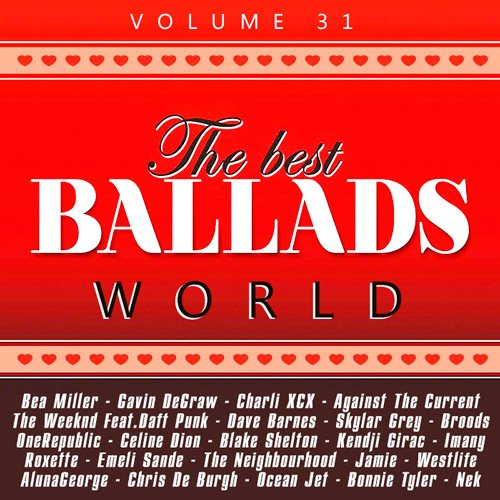 VA-The Best World Ballads Vol.31 (2016)