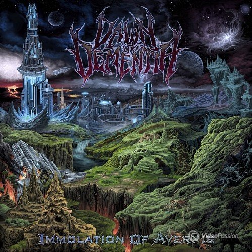 Dawn Of Dementia - Immolation Of Avernis (2016)