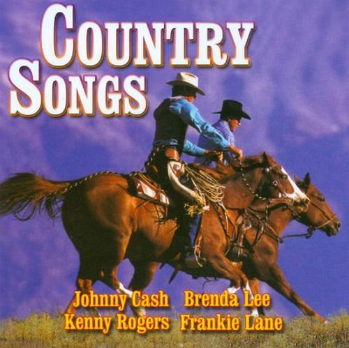 VA - Country Songs (2012)