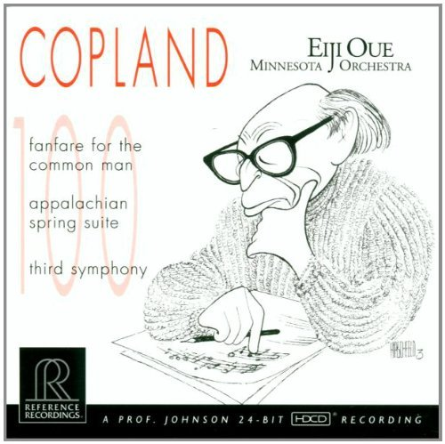 Eiji Oue & The Minnesota Orchestra - Copland 100 (2000)