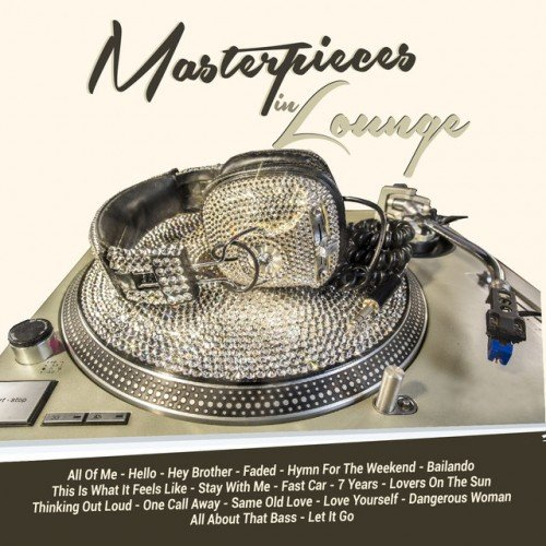 VA - Masterpieces in Lounge (2016)