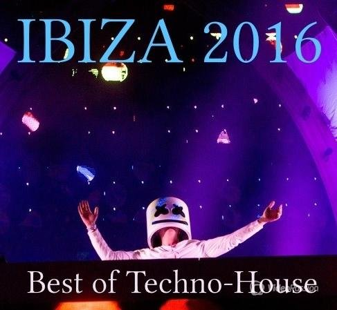 Ibiza 2016. Best of Techno-House (2016)