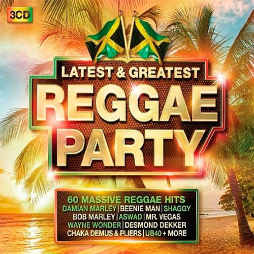 VA-Latest & Greatest Reggae Party (2016)