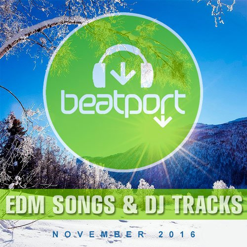 VA-Beatport Top 100 EDM Songs & DJ Tracks November 2016 (2016)