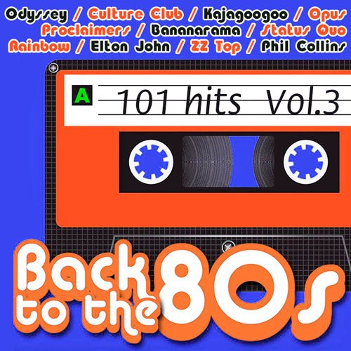 VA-Back To The 80s Vol.3 (2016)