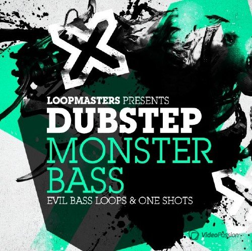 Dubstep Monster Bass, Vol 8 (2016)