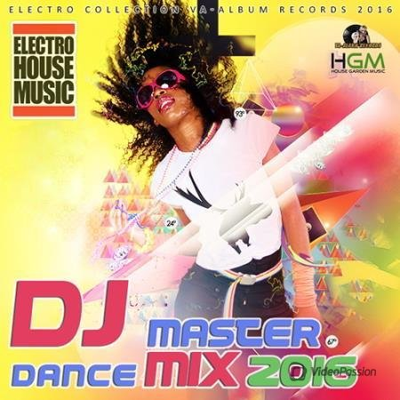 DJ Master Dance Mix (2016)