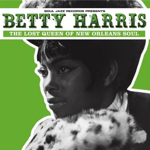 Betty Harris - The Lost Queen Of New Orleans Soul (2016) Lossless
