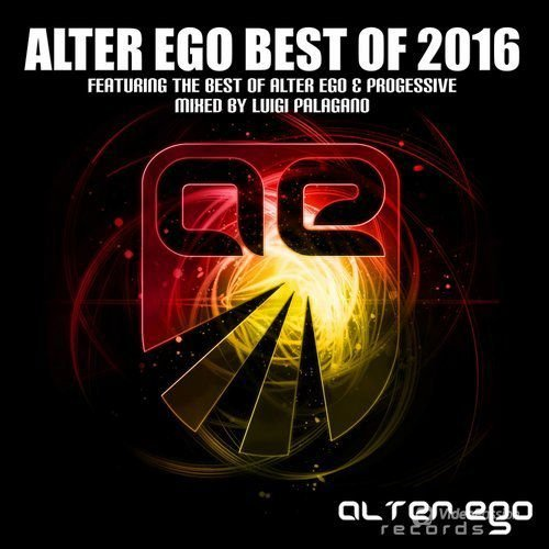 Alter Ego: Best Of 2016 (2016)