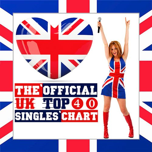VA-The Official UK Top 40 Singles Chart 16.12.2016 (2016)