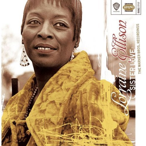 Lorraine Ellison - Sister Love: The Warner Bros. Recordings [3CD Remastered Limited Edition] (2006) Lossless