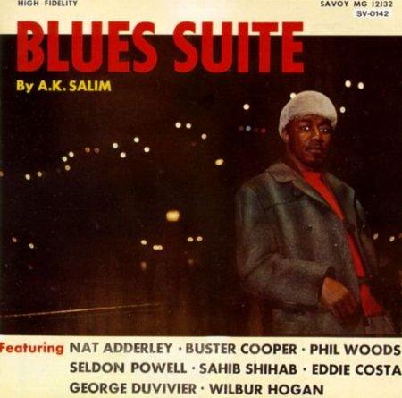 Ahmad Kharab Salim - Blues Suite (1958)